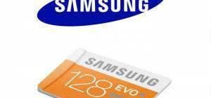 Samsung'dan 128 GB microSD Hafıza Kartı Müjdesi