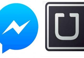 Facebook Uber ile Taksiniz Hazır