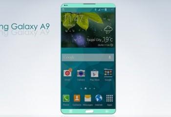 Samsung'un En Büyük Ekranlı Telefonu: Galaxy A9