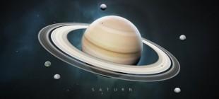 Satürn ve Uydularında Hayat Olduğu İddiaları