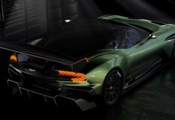 Aston Martin Vulcan Adeta Bir Şaheser
