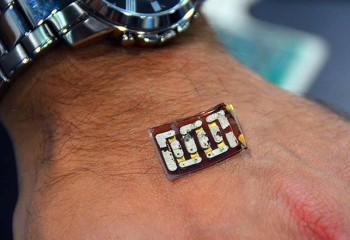Vücut Sıcaklığını Elektriğe Dönüştürebilen Nano Çip