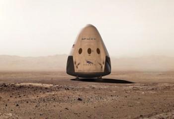 SpaceX Mars Gezegeninde Koloni Kuracak!