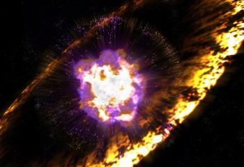 Evrendeki En Güçlü Süpernova Keşfedildi