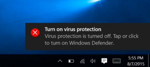 Windows Defender Yazılımı Artık Daha Güçlü