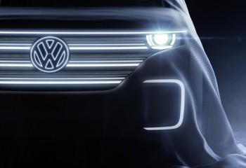 Budd-e Konsepti Volkswagen'in CES Sürprizi Oldu