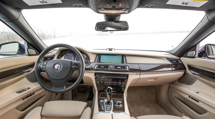 BMW Alpina B7-tasarim