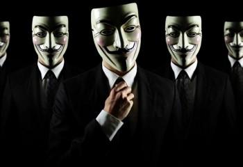 Anonymous Hackerları Arasından Biri Yakalandı!