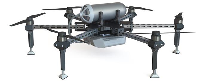 hidrojen-drone