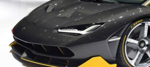 40 Adet Üretilen Lamborghini Centenario'ların Hepsi Satıldı!