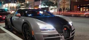 1.2 Milyon Dolarlık Bugatti Veyron