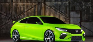 Honda'nın Konsept Civic Modeli Ortaya Çıktı