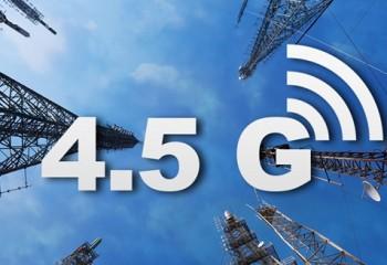 4.5 G Teknolojisi Artık Hayatımıza Girdi!
