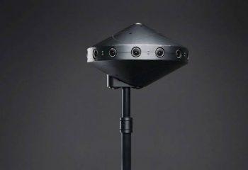 Facebook'tan 17 Kameralı ve 8K Çekim Yapabilen 360 Derecelik Kamera!