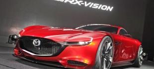 Mazda RX-Vision Projesi Hareketleniyor!