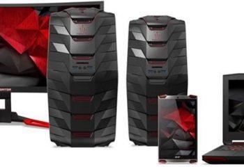 Acer Predator Serisi Bilgisayarlar Tanıtıldı