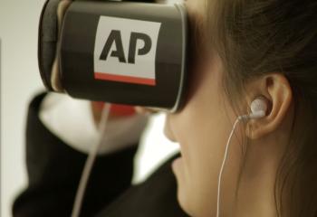Associated Press VR İşine Giriyor!