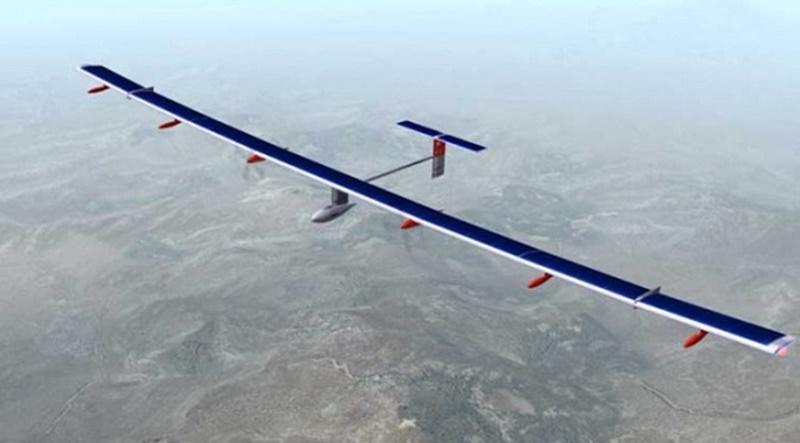 çevreci uçak