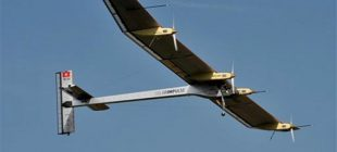 Çevreci Uçak Dünya Turunun 10. Etabında!