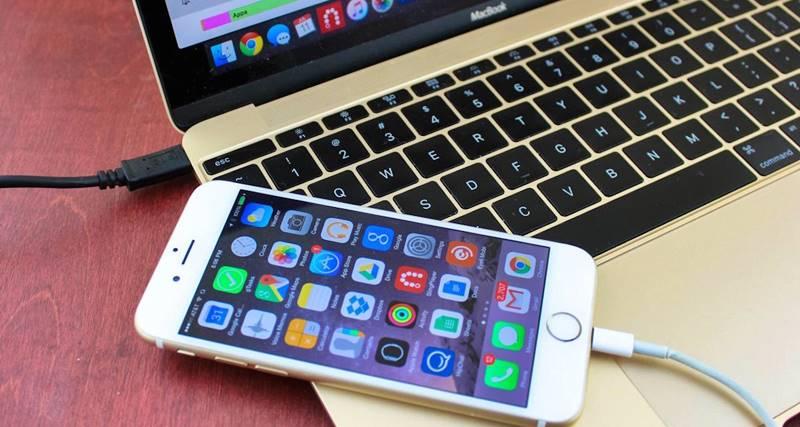 Apple iPhone, Macbook