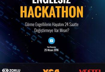 Akıllı Gözlük Engelsiz Hackathon'da Birinci Oldu