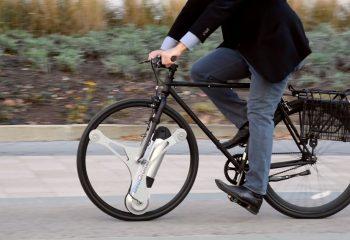 Sıradan Bisikletleri Elektrikli Bisiklet Haline Getiren Teknoloji: GeoOrbital