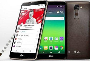 LG Stylus 2 Plus Resmi Olarak Tanıtıldı