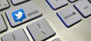 Twitter Hesabı Kalıcı Olarak Nasıl Silinir?