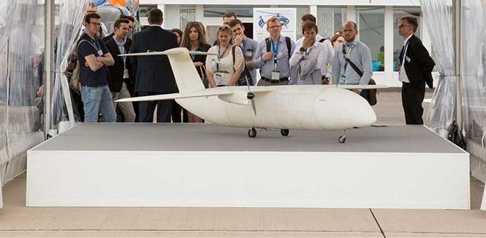 3 boyutlu yazıcı uçağı Thor