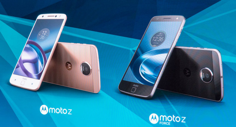 lenovo moto z and force