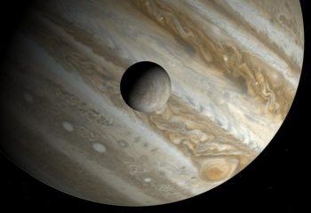 Bilim İnsanlarından Heyecanlandıran Haber: Jüpiter'in Uydusunda Su Bulundu!