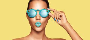 Snapchat Video Kayıt Gözlüğünü Duyurdu