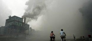 Dünyanın Tümü Kirli Hava Soluyor