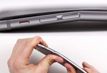 Apple Sonunda Bükülebilir iPhone İçin Patent Aldı!