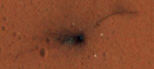 Mars Kazası Detaylı Olarak Görüntülendi!