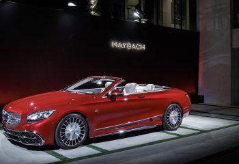 Mercedes Maybach S650 Sonunda Tanıtıldı