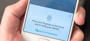 Samsung Parmak İzi Tarayıcısı Mı Üretecek?