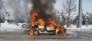 Ford, Aracı Yanan Müşterisine Neden Açıklama Yapmıyor?