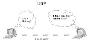 UDP Nedir?