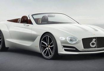 Bentley, İlk Elektrikli Otomobilini Konsept Olarak Tanıttı!