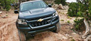 2017 Chevrolet Colorado ZR2 Hakkında Bilmek İsteyeceğiniz 5 Şey